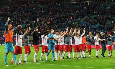 RB Leipzig mischt die Liga auf.