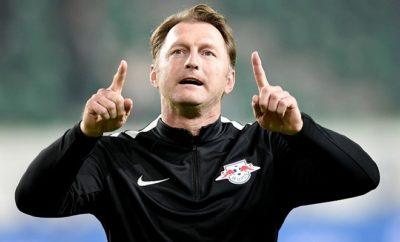 Ralph Hassenhüttl von RB Leipzig.