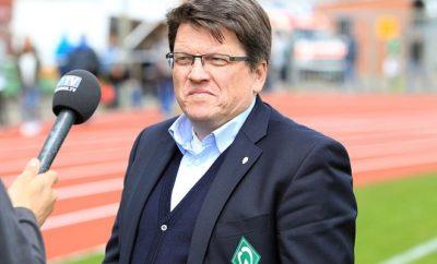 Was wird beim SV Werder Bremen aus Hubertus Hess-Grunewald?