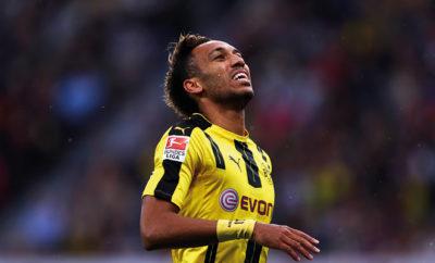Um BVB-Star Pierre-Emerick Aubameyang ranken sich schon seit geraumer Zeit Gerüchte um einen Wechsel. Nun äußert er sich zu seiner Zukunft.