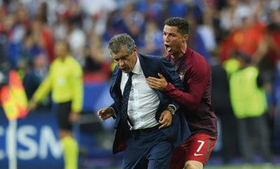 Cristiano Ronaldo feiert am Freitagabend sein Comeback in der portugiesischen Nationalmannschaft.
