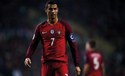 Am Freitag fand einmal mehr eine Machtdemonstration von Cristiano Ronaldo statt.