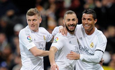 Zinedine Zidane nimmt Cristiano Ronaldo in die Pflicht und Toni Kroos war seit seiner Ankunft bei Real Madrid noch nie verletzt.