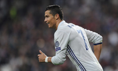 Cristiano Ronaldo blieb gegen Legia Warschau blass und torlos.