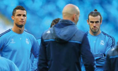 Real Madrid-Star Cristiano Ronaldo ist voll des Lobes für Coach Zinedine Zidane.