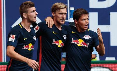 Spielt Emil Forsberg, hat RB Leipzig garantiert Erfolg.