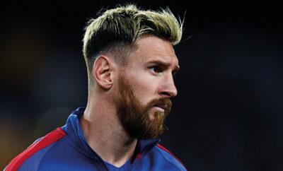 Lionel Messi vom FC Barcelona.