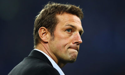 Markus Weinzierl vom FC Schalke 04.