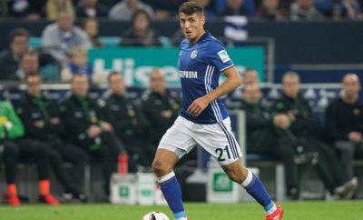 Leon Goretzka, Sportchef des FC Schalke 04.