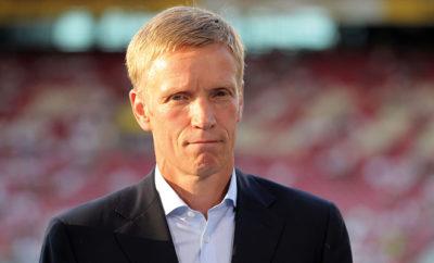 Jan Schindelmeiser, Sportchef vom VfB Stuttgart.