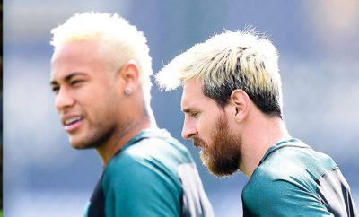 Lionel Messi will eine Ausstiegsklausel, die es ihm erlaubt, jederzeit zu seinem Heimatverein zu wechseln. Teamkollege sieht Neymar weit hinter Ronaldo.