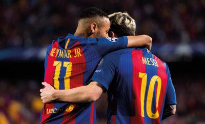 Lionel Messi könnte den FC Barcelona nach der WM 2018 verlassen. Neben der Übernahme seiner Steuerschulden forderte Neymar zu viel Gehalt von PSG.