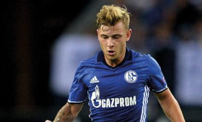 Max Meyer ist unzufrieden mit seiner Rolle beim FC Schalke 04.