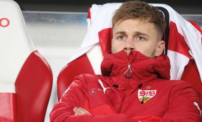 Alexandru Maxim muss sich beim VfB Stuttgart neu beweisen.
