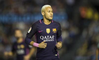 Neymar tritt beim FC Barcelona immer mehr in die Fußstapfen von Lionel Messi.
