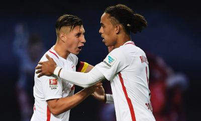 Im Angriff von RB Leipzig gibt es viele Optionen, die Defensive bleibt die Konstante.