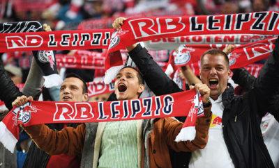 Hasenhüttl lobt fans von RB Leipzig.