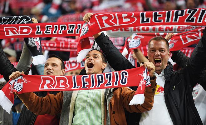 Rb Leipzig Unterstützt Einen Guten Zweck Und Hasenhüttl Lobt Die Fans