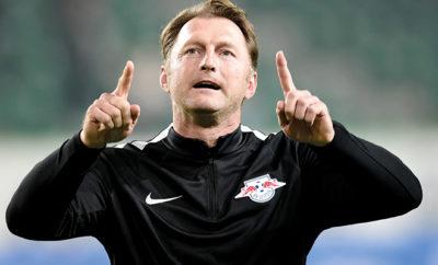 RB Leipzig liegt auf Platz 3 in der Bundesliga.
