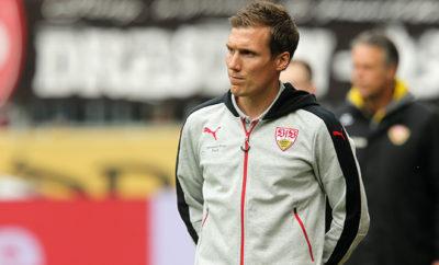 Der VfB Stuttgart will im kommenden Transferfenster keinesfalls in Panik verfallen.