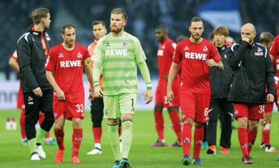 Trotz des Höhenflugs sollte der 1. FC Köln an seinen ausgelegte Zielen festhalten. Indes könnte Kapitän Matthias Lehmann zeitnah seinen Vertrag verlängern.