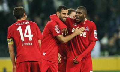 Mergim Mavraj ist beim 1. FC Köln absoluter Stammspieler in der Innenverteidigung.