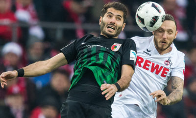 Marco Höger wird aller Voraussicht nach im nächsten Spiel für den 1. FC Köln auf dem Feld stehen.