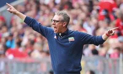 Peter Stöger sorgt in der Torwartfrage des 1. FC Köln für Klarheit.