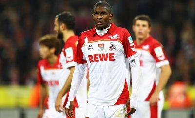 Anthony Modeste vom 1. FC Köln wird nicht für die Nationalmannschaft spielen.