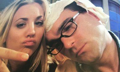 Big Bang Theory: Kaley Cuoco kann Johnny Galecki nicht mehr retten!