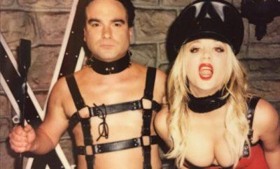 Big Bang Theory-Szene von Kaley Cuoco und Johnny Galecki wurde verboten!