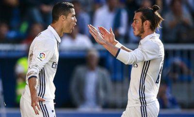 Cristiano Ronaldo und Gareth Bale enttäuschen.