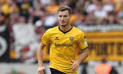 Für sein erstes Tor bei Dynamo Dresden bekommt Ballas eine besondere Motivation.