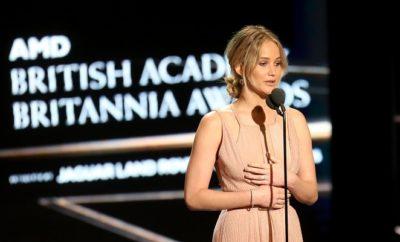 Jennifer Lawrence hat mit ihrem Ruhm zu kämpfen!