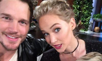Jennifer Lawrence und Chris Pratt packen intime Details aus!