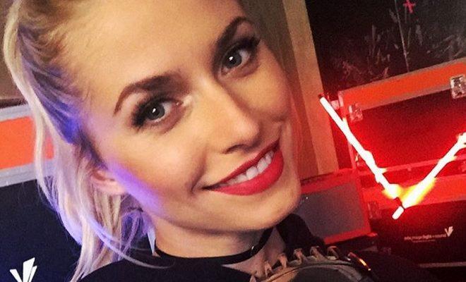 Lena Gercke Und The Voice Of Germany Auf Dem Prufstand