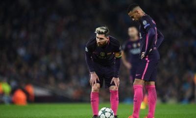 Lionel Messi und Neymar sorgen für Schlagzeilen.