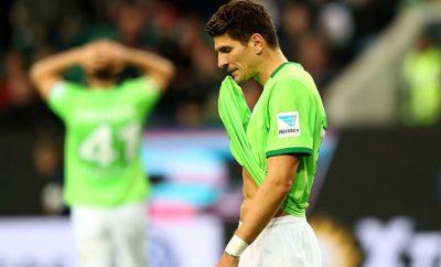 Mario Gomez wechselte vom VfL Wolfsburg zu Besiktas Istanbul