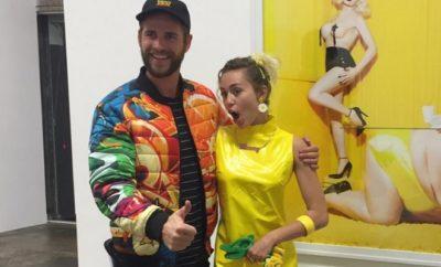 Miley Cyrus und Liam Hemsworth bei Foto-Ausstellung!
