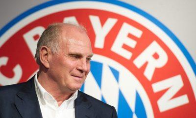 Uli Honeß sieht RB Leipzig bald als Konkurrenten vom FC Bayern München.