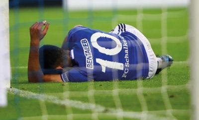 Nabil Bentaleb dem FC Schalke 04 in der Rückrunde fehlen.