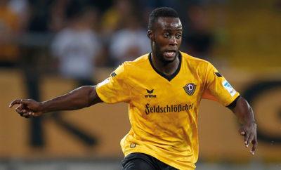 Erich Berko von Dynamo Dresden.