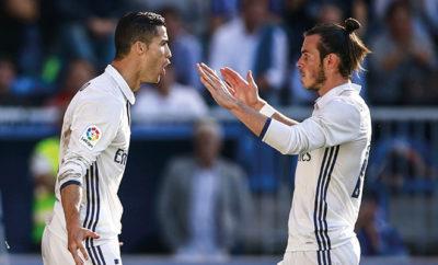Cristiano Ronaldo wurde auch vom FC Barcelona beobachtet. Vasquez fordert mehr Defensivarbeit von Bale, Ronaldo und Benzema.