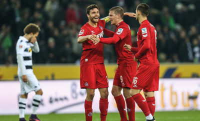 Hector muss beim 1. FC Köln die Binde und die Rolle im Mittelfeld übernehmen.