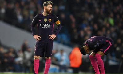 Ist Lionel Messi nicht für das Kapitänsamt geeignet?