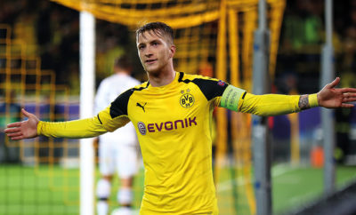 Borussia Dortmund sorgte am Dienstag für einen Rekordabend in der Champions League. Großen Anteil daran hatte Rückkehrer Marco Reus.