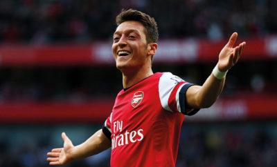 Wechselt Mesut Özil zu Manchester United?
