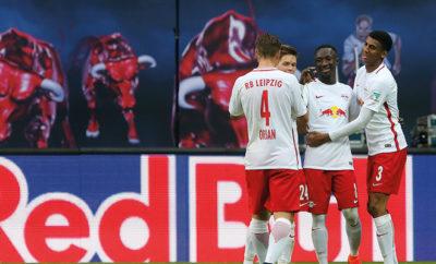 Von dem Rummel um RB Leipzig will der Klub selbst nichts wissen und blickt stattdessen auf einen Top-Wert in der Liga.