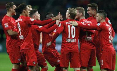 Die Tabellenführung gehört seit dem letzten Spieltag RB Leipzig. Verantwortliche anderer Klubs und Fans trauen den Roten Bullen den Titel zu.