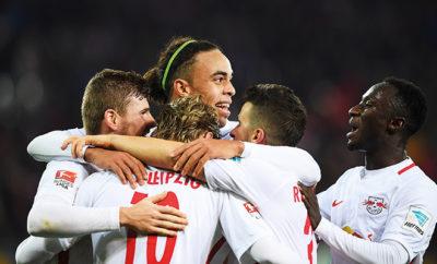 RB Leipzig bleibt weiterhin Tabellenführer vor Bayern München.